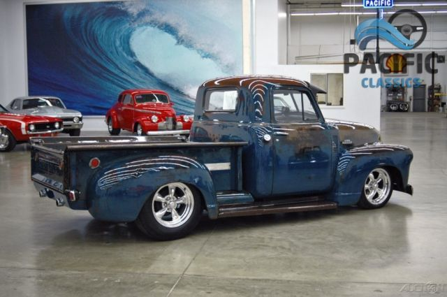 1951 Chevrolet 3100 350ci V8 Turbo 400 Automatic S10