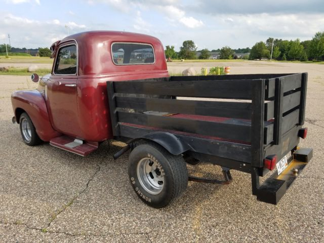 49 Chevy 3100 Pickup Truck Excellent Cars Trucks By ...