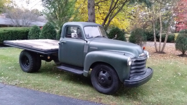1951 Chevrolet 4100