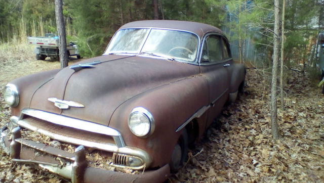 1951 chevrolet deluxe 2 door hardtop complete car for 1951 chevy deluxe 4 door for sale