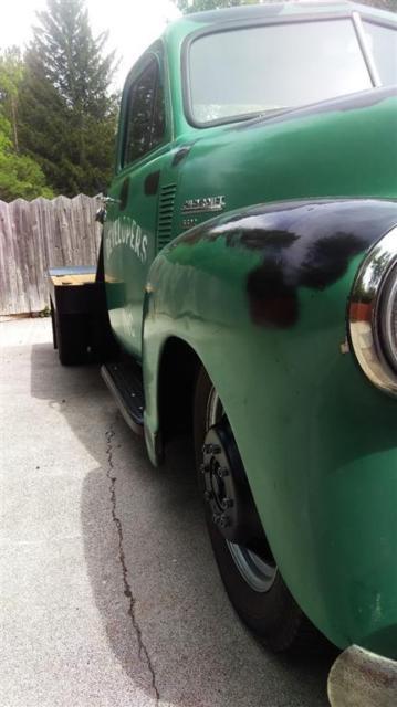 1951 Chevrolet Flatbed Dually Truck Pickup Hot Rod Rat Rod