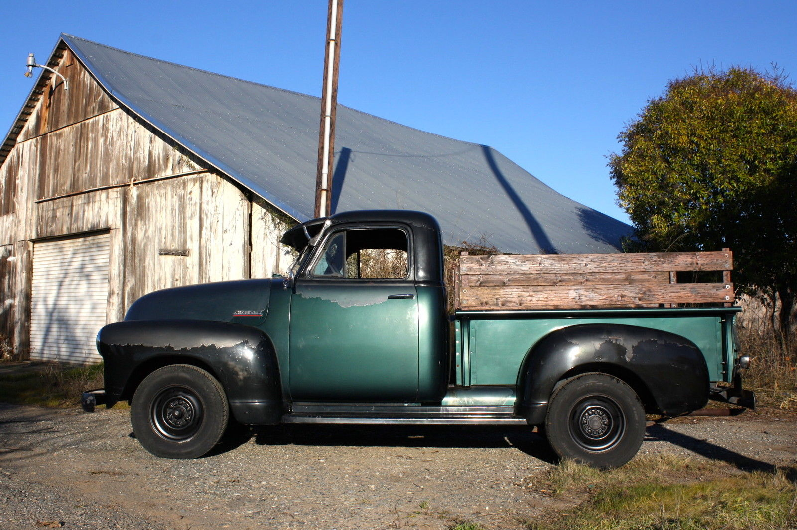 1951 Chevrolet Pickup California Truck Video 1949 1950 1952 Chevy Paint Colors 1953 1954