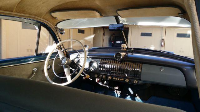 1951 Chevrolet Styleline Deluxe 4 door sedan - Classic ...