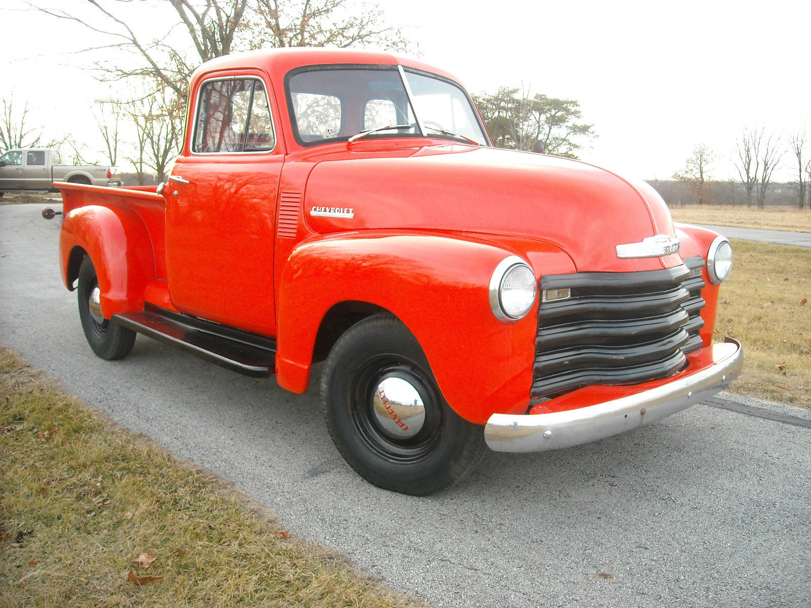 1951 chevy 1 2 ton pickup truck rare 5 window deluxe cab for 1951 chevy 5 window pickup for sale