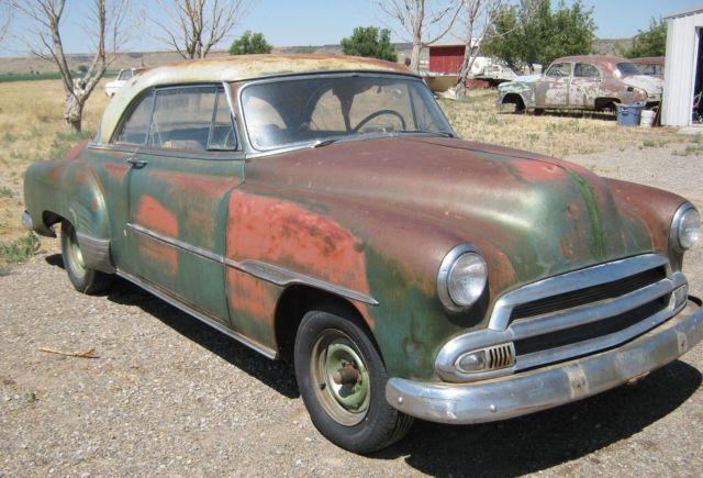 1951 chevy bel air deluxe 2 door clear title 1957 for 1951 chevy 2 door coupe
