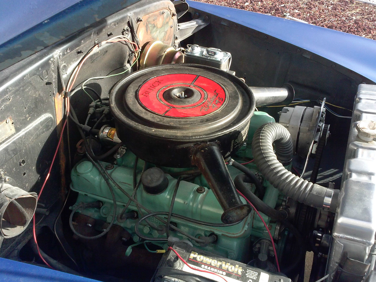 1951 Chevy Chopped Channelled 401 Buick Nailhead 48 49 50