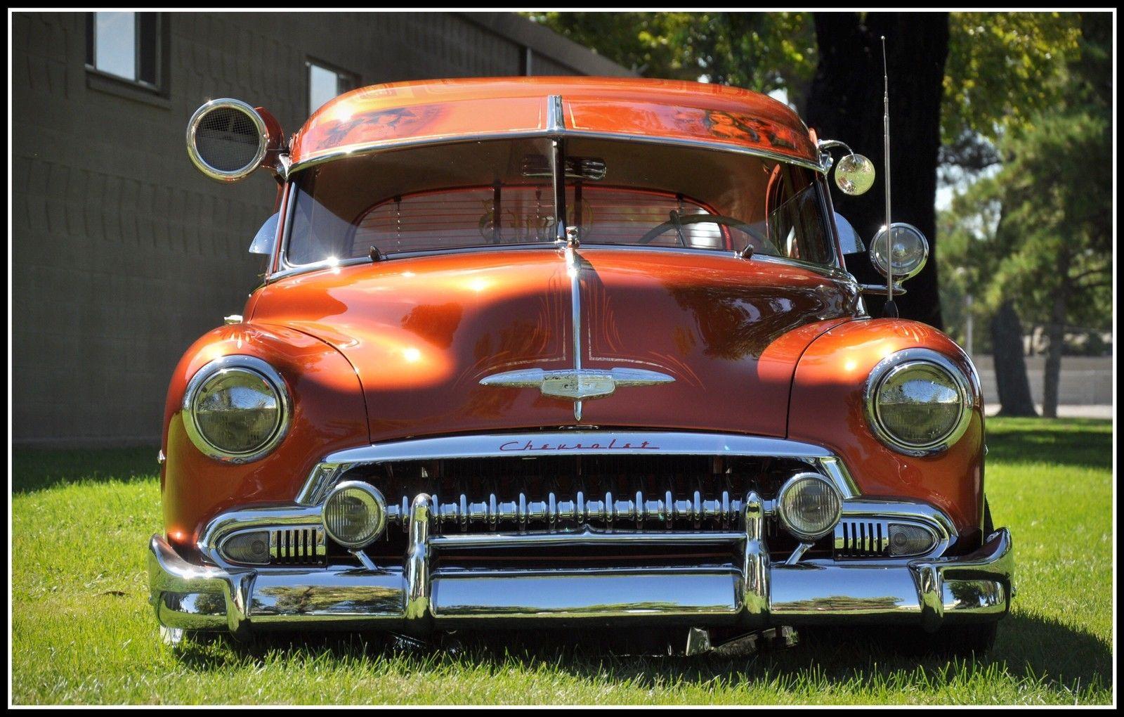 1951 Chevy Deluxe Classic Chevrolet Other For Sale 2 Door