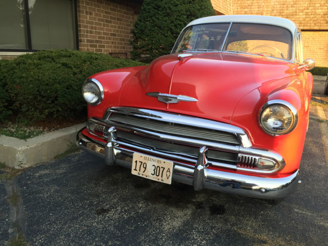 1951 chevy styleline deluxe 4 doors classic chevrolet for 1951 chevy deluxe 4 door for sale