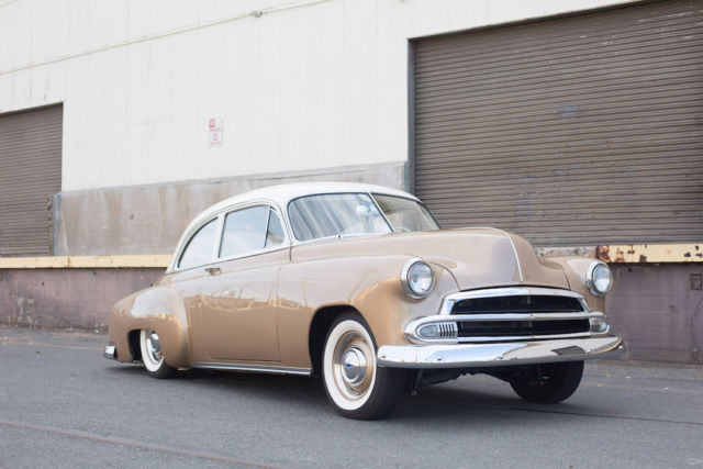 1951 chevy styleline deluxe mild kustom 2 door sedan for 1951 chevy deluxe 4 door for sale