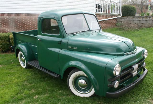 1951 dodge truck green classic dodge other 1951 for sale. Black Bedroom Furniture Sets. Home Design Ideas