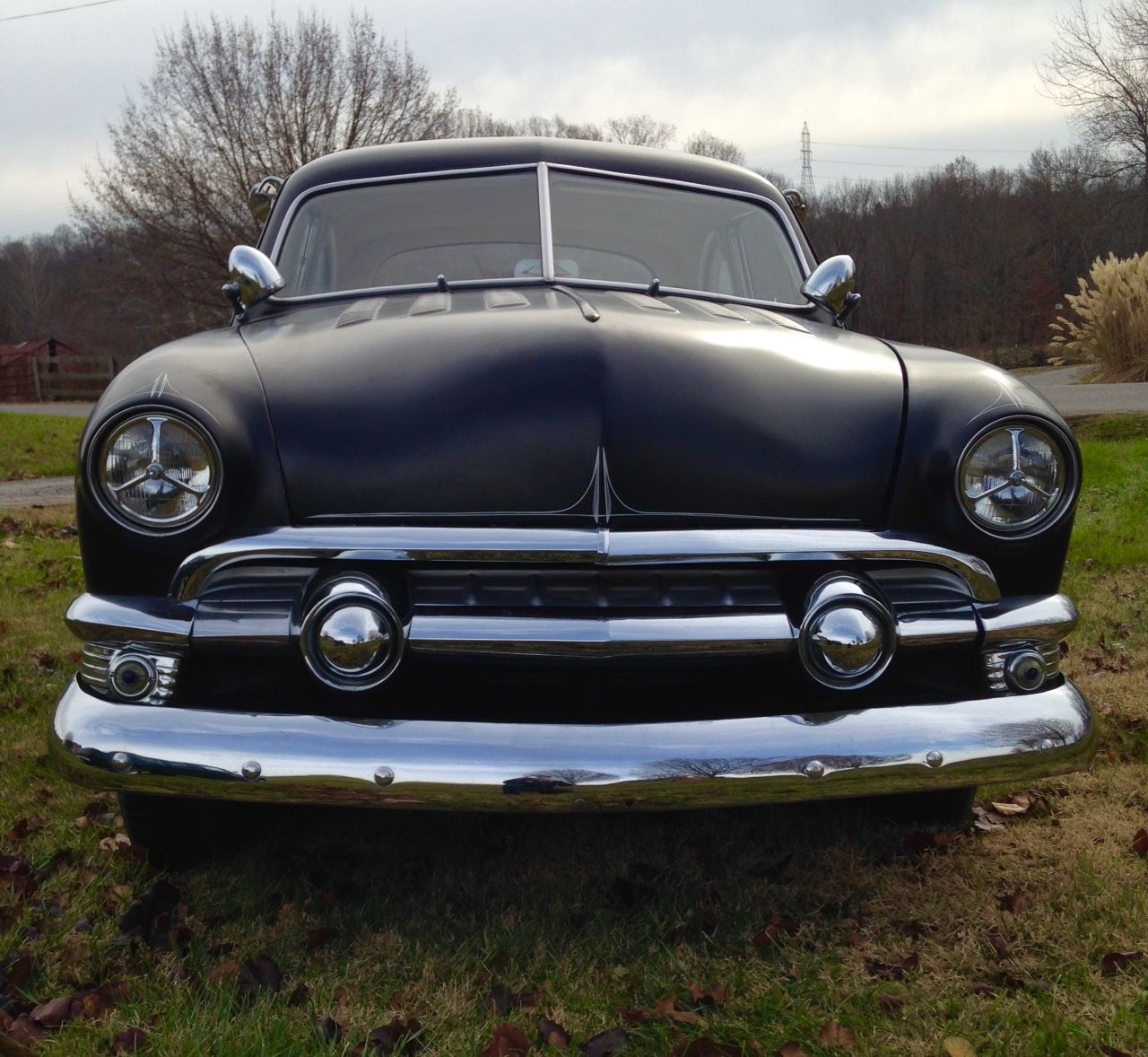 1951 Ford Buisness Coupe Club Coupe Hot Rod Street Rod