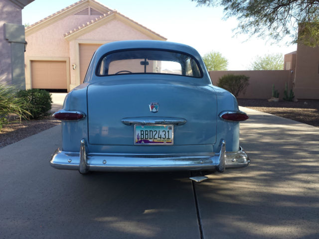 1951 Ford Deluxe 2 Door Shoebox Base 3 9L - Classic Ford Other 1951