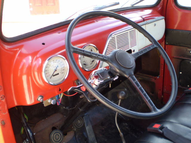 1951 ford f1 truck barn find with later model v8 classic toyota wiring harness
