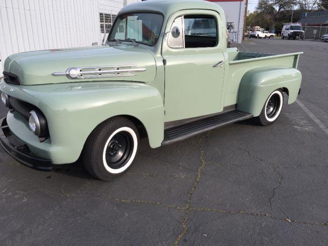 1951 ford f1 V8 truck. CUSTOM--Five Star 1948 1949 1950 ...