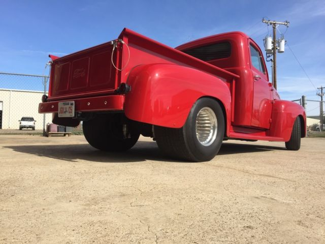 1951 Ford Pick Up, 454 Chevy 671 Blower, Street Rod, Hot Rod