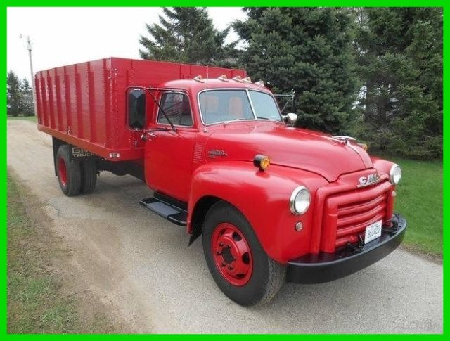 Used Cars For Sale In Mn >> 1951 GMC 3-Ton Deluxe Cab Hydraulic Lift Bed Truck, Rebuilt Original 302ci En - Classic GMC 450 ...