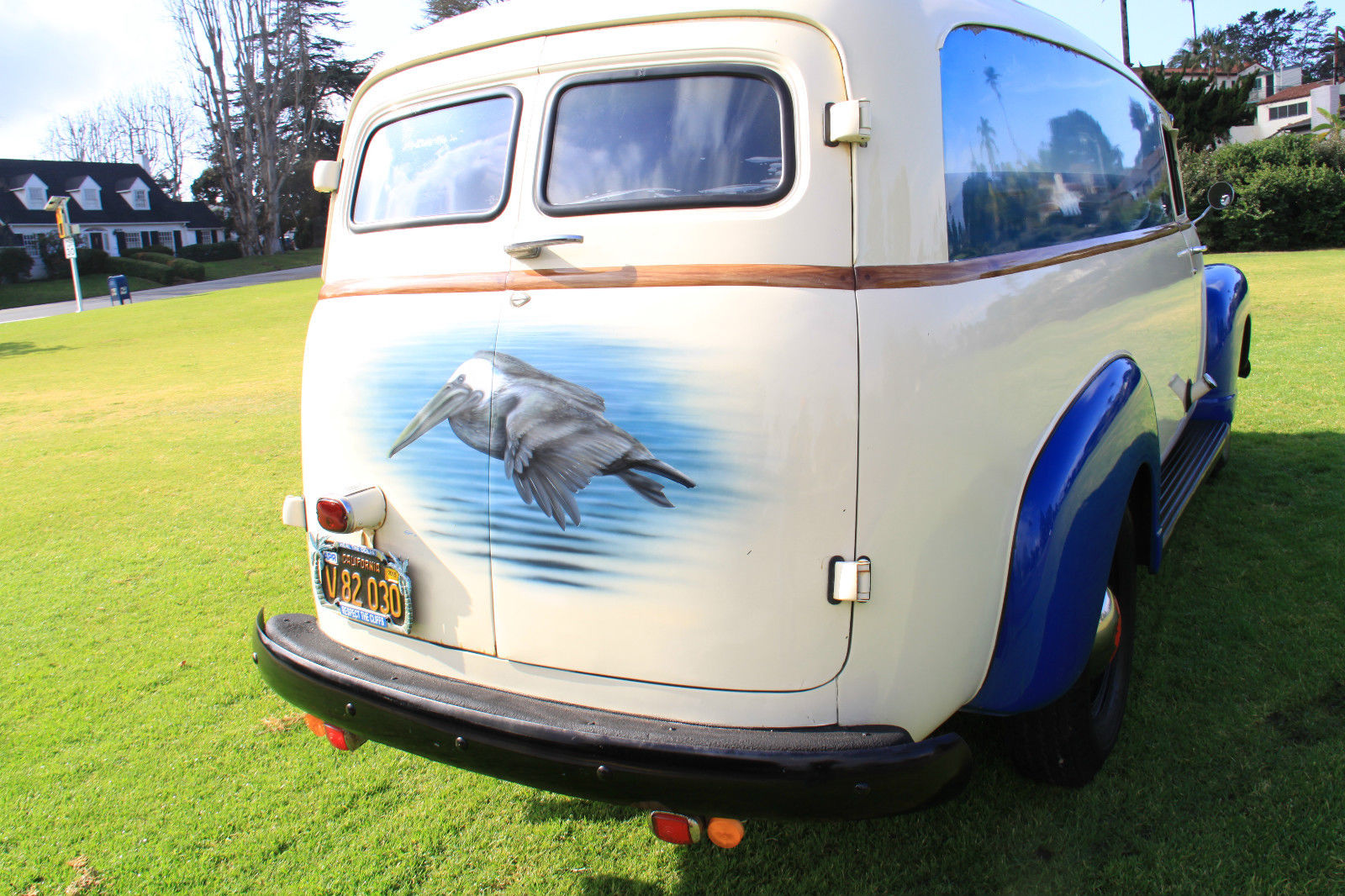 1951 Gmc Panel Truck One Ton Classic Dodge Other Pickups For Sale Chevy