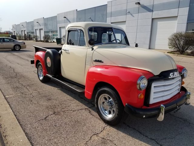 1951 gmc pickup truck 5 window classic gmc other 1951