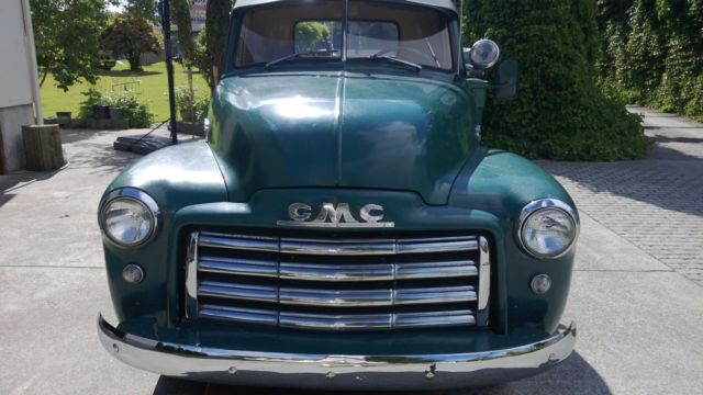 1951 Gmc Pu Truck Series 150 Classic Gmc Other 1951 For Sale