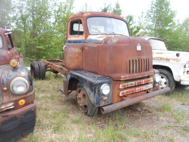 1951 International R160 cabover COE - Classic ...