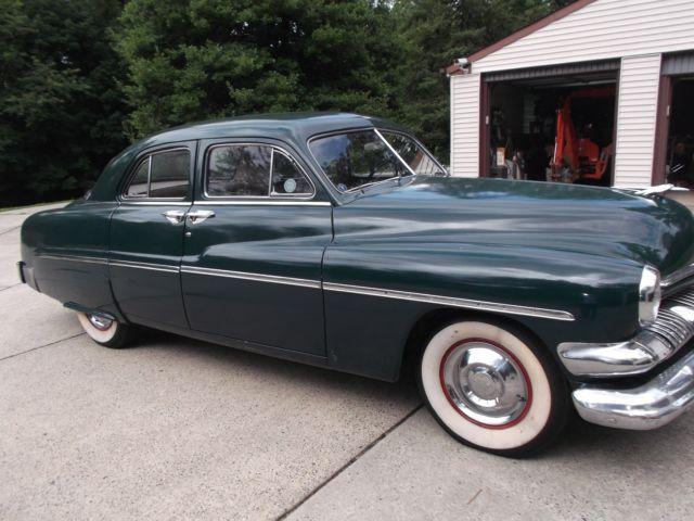 1951 mercury 4 door sedan classic mercury other 1951 for for 1951 mercury 4 door sedan