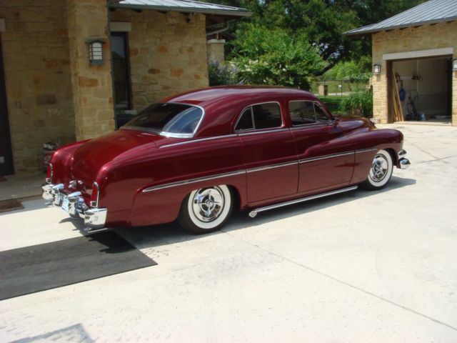 1951 mercury 4 door sedan custom classic classic mercury for 1951 ford 4 door sedan