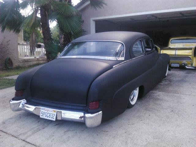 1951 mercury old school custom 2 door coupe hot rod low for 1951 mercury 2 door coupe