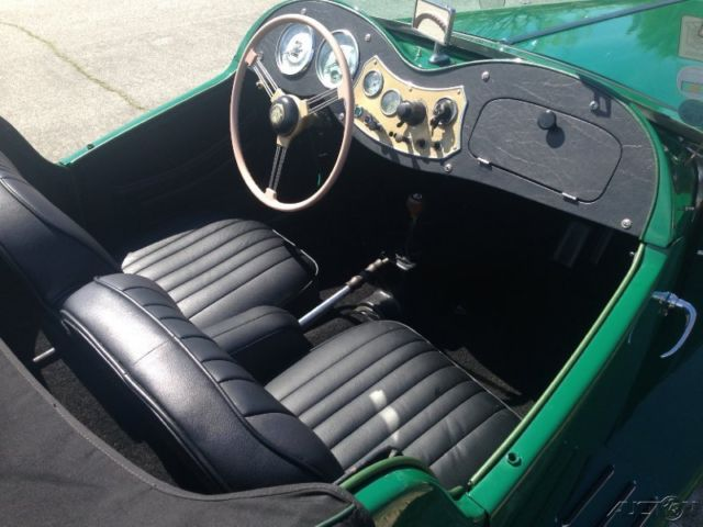 1951 mg td roadster green black trim upgraded 5 speed gearbox ca car classic mg t series. Black Bedroom Furniture Sets. Home Design Ideas