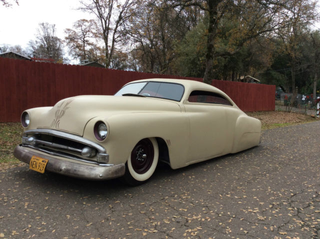 1951 plymouth chopped bagged kustom custom sled rat rod. Black Bedroom Furniture Sets. Home Design Ideas