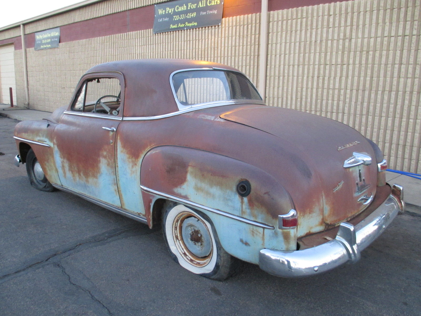 1950 plymouth 3 window coupe for sale for 1950 plymouth 3 window business coupe