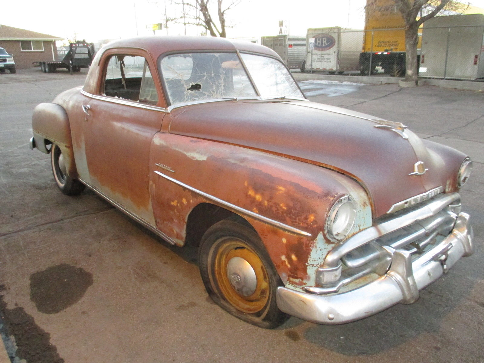 1951 plymouth concord 2dr business coupe 3 window dodge for 1951 plymouth 3 window coupe