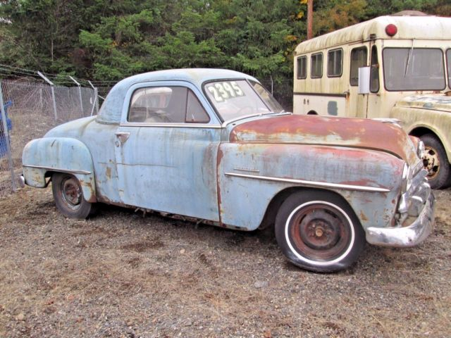 1951 plymouth concord 3 window business coupe 2 door hot for 1951 plymouth 2 door