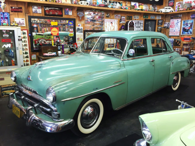 1951 Plymouth With 12k Miles Dodge Chrysler Mopar 1950