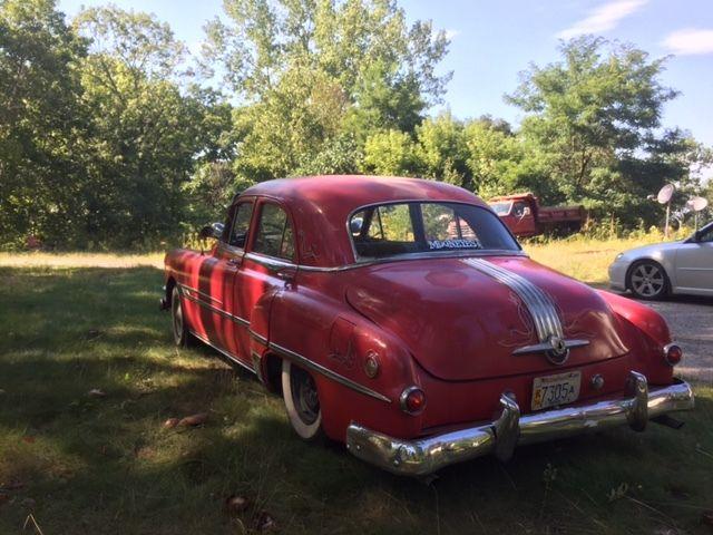 1951 Pontiac Chieftain Custom V8 Lowrider Bomb Classic