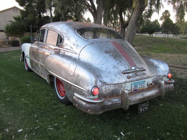 1951 Pontiac Coupe For Sale: 1951 Pontiac Silver Streak Fastback