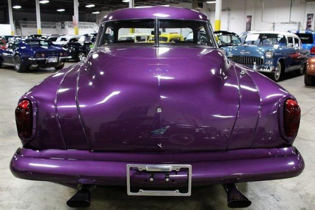 1951 Studebaker Starlite 7222 Miles Purple Coupe 318 V8