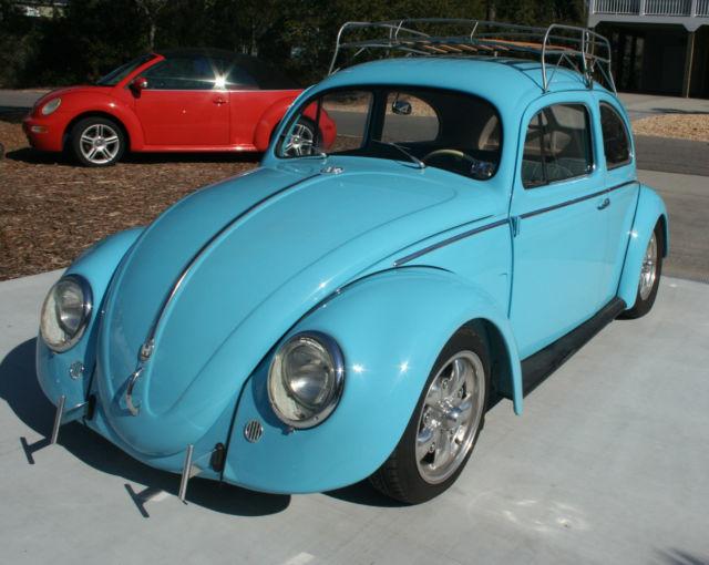 1951 Vw Beetle Split Window  U0026quot Clone U0026quot  Tribute Custom