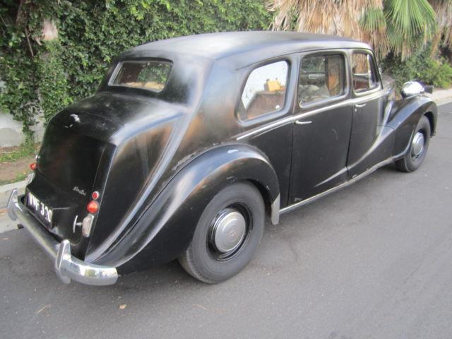 1952 Austin Sheerline Limousine Classic Austin A125