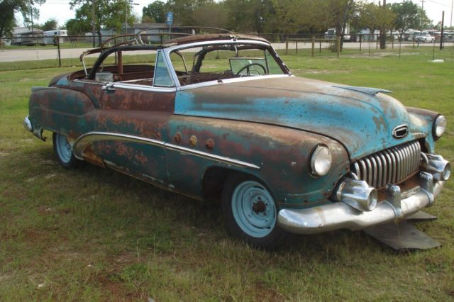 1952 Buick Convertible Classic Buick Other 1952 For Sale