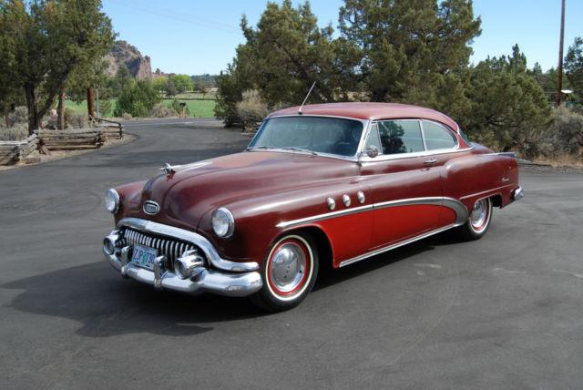 1952 buick special riviera 2 door hardtop nice solid for 1952 buick special 2 door