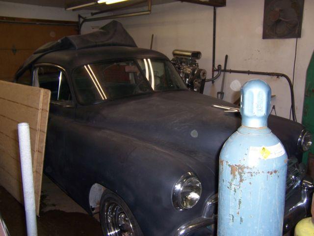 1952 Chevrolet Fleetline 2 Door Fastback 49 50 51 52 Chevy