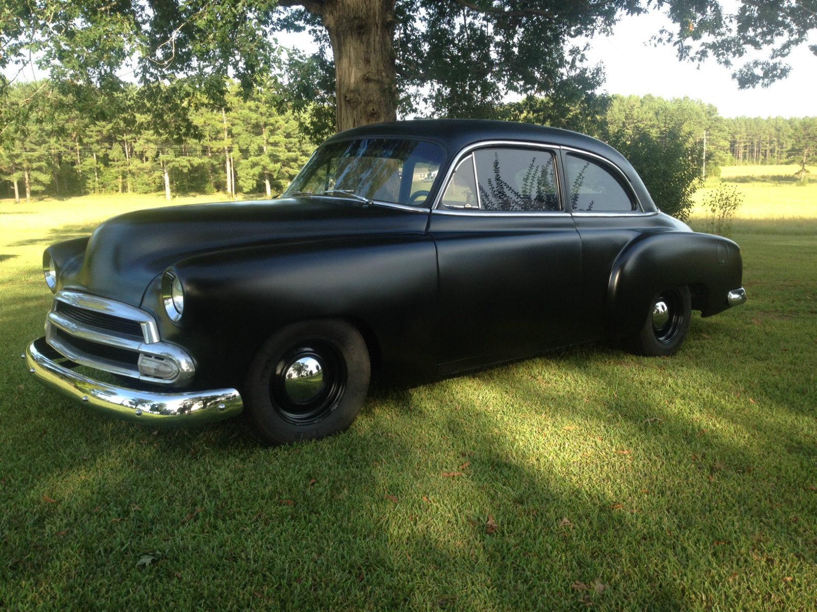1952 chevrolet styleline deluxe 2 door custom rat rod for 1952 chevy 4 door