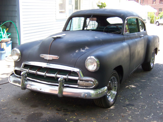 Used Chevy Spark >> 1952 Chevy Fleetline Deluxe 2 door 235 cu in - Classic Chevrolet Other 1952 for sale