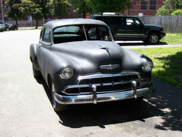 1952 Chevy Fleetline Deluxe 2 Door 235 Cu In Classic