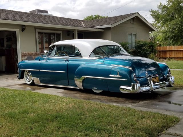 1952 chevy hardtop 2 door deluxe classic chevrolet other for 1952 chevy two door hardtop