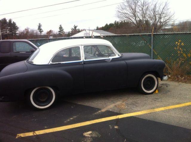 1952 chevy styleline deluxe 2 door project chop it led for 1952 chevrolet styleline deluxe 2 door sedan