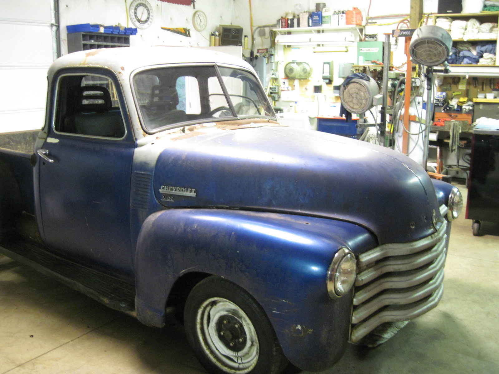 1952 chevy truck 5 window classic chevrolet other for 1952 5 window chevy pickup for sale