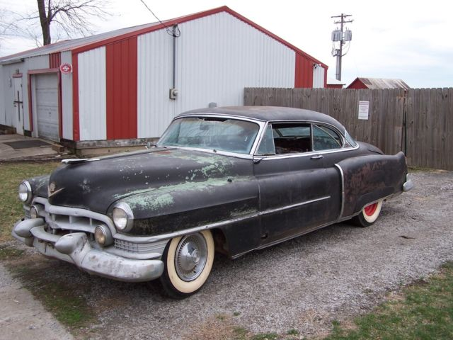 1952 Coupe Deville Golden Anniv Project Ie 1957 Biarritz
