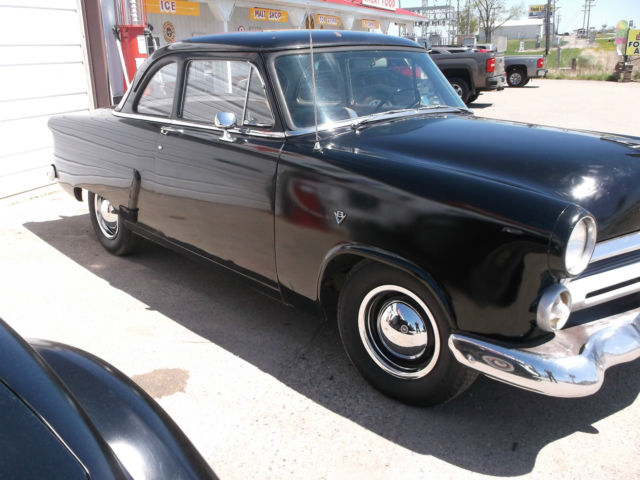 1952 ford 2 door business coupe flathead v8 overdrive