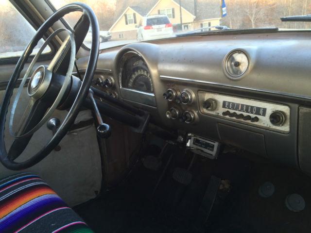 1952 Ford Customline Rat Rod Lead Sled Flathead V8 ...